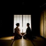 京都での紅葉ロケーション前撮り撮影
